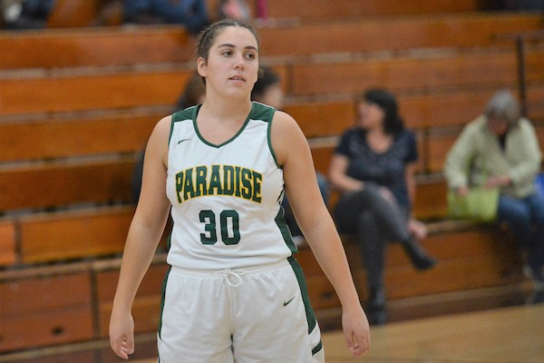 Paradise girls basketball, Rheann Colwell