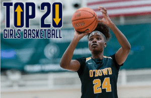 NorCal Girls Basketball Rankings, Kennedy Johnson